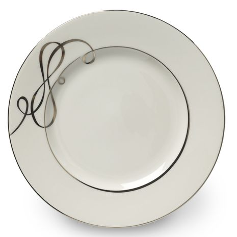 Mikasa LOVE STORY 10.75 IN DINNER PLATE