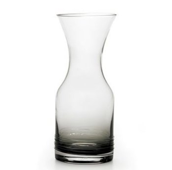 Mikasa Swirl Smoke Accessories Crystal