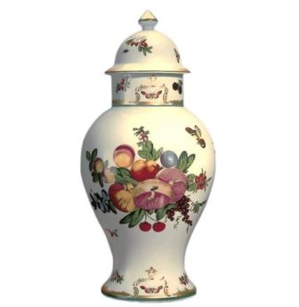 Mottahedeh Duke Of Gloucester Ginger Jar