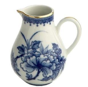 Mottahedeh Imperial Blue Creamer-Small
