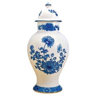 Mottahedeh Imperial Blue Ginger Jar