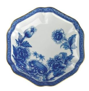 Mottahedeh Imperial Blue Ring Tray