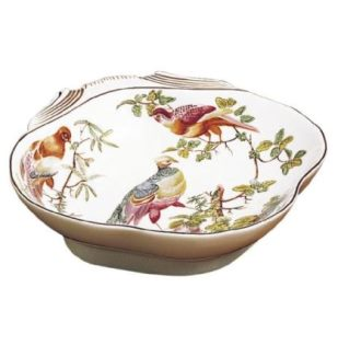 Mottahedeh Chelsea Bird Shell Dish A