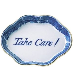 Mottahedeh Take Care Ring Tray