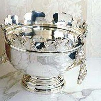 Mottahedeh SILVER PLATE