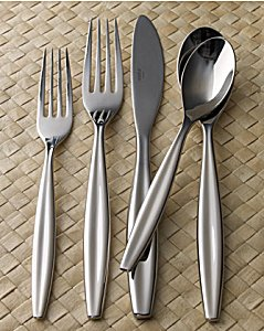 Nambe Flatware Cover