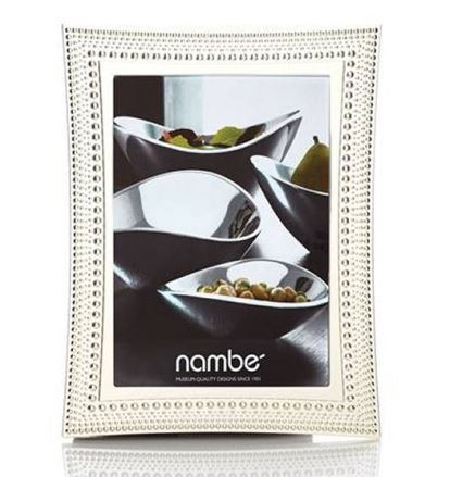 Nambe Beaded Frame 5