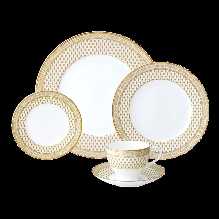 Nikko Granada Gold & Nikko Dinnerware | ChinaRoyale.com