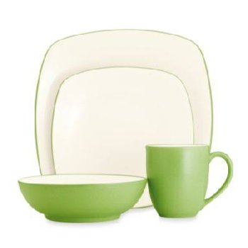 Noritake Colorwave Apple Dinnerware