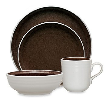 Noritake COLORVARA CHOCOLATE Dinnerware