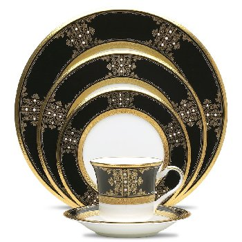 Noritake Evening Majesty Dinnerware
