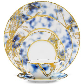 Noritake JUBILANT NIGHTS GOLD Dinnerware