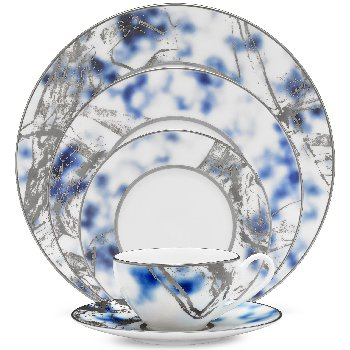 Noritake JUBILANT NIGHTS PLATINUM Dinnerware