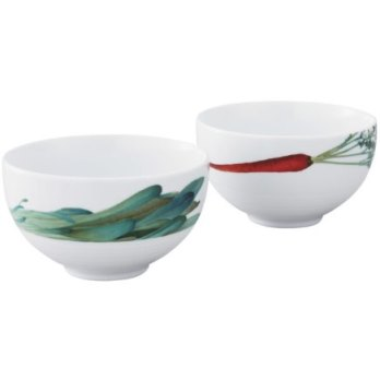 Noritake Kyoka Syunsai Bowl Pair Set, 5 IN, 21 Oz