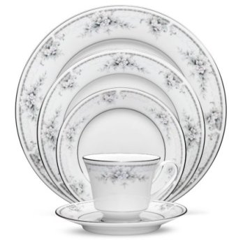 Noritake Sweet Leilani 5Pc Pl Setting W/Box