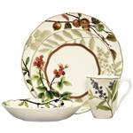 Noritake Berries And Brambles 4Pc Place Setting