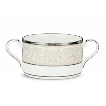 Noritake Silver Palace Cream Soup Cup