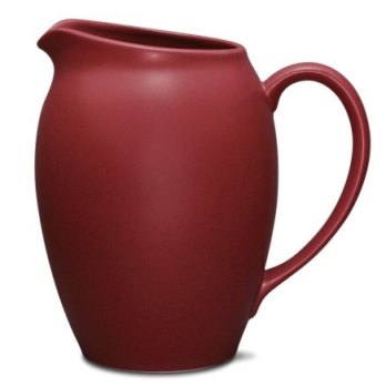 Noritake Colorwave Raspberry Pitcher