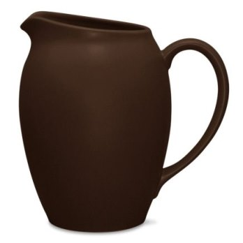 Noritake Colorwave Chocolate Pitcher