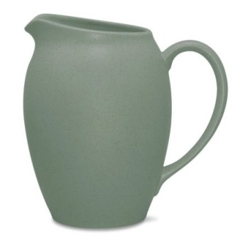 Noritake Colorwave Green Pitcher