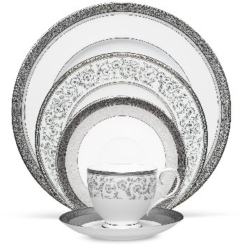Noritake Summit Platinum Dinnerware