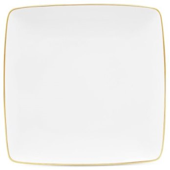 Noritake Accompanist Large Square Plate 10 1/2