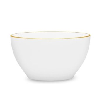 Noritake Accompanist Small Round Bowl, 4 1/4 IN
