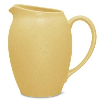 Noritake Colorwave Mustard Pitcher
