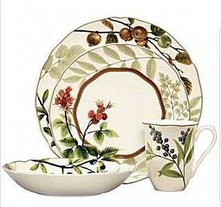 Noritake Berries And Brambles Dinnerware