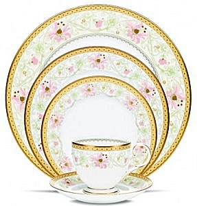 Noritake Blooming Splendor Dinnerware