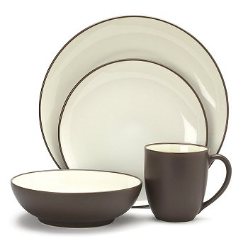 Noritake Colorwave Chocolate Dinnerware