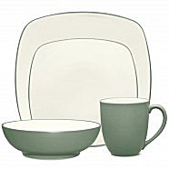 Noritake Colorwave Green Dinnerware
