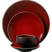 Jars TOURRON CHERRY Dinnerware