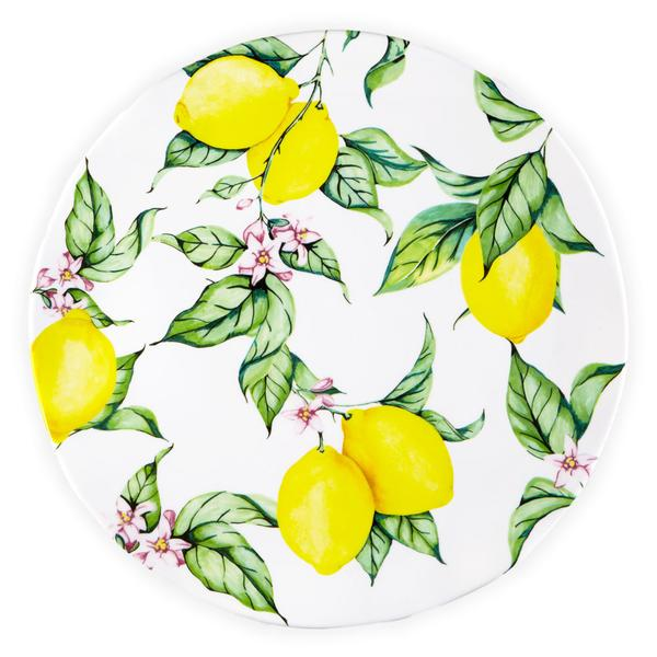 QSquared Melamine Limonata Dinnerware
