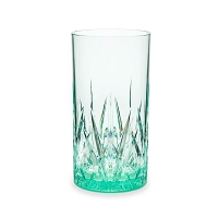 QSquared Melamine Aurora Seaglass 23oz Highball Tumbler