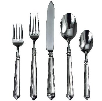Ricci Rialto Stainless  Flatware