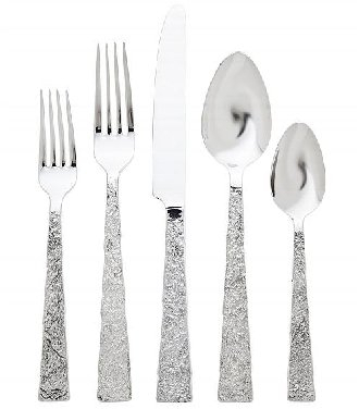 Ricci Slate Stainless  Flatware