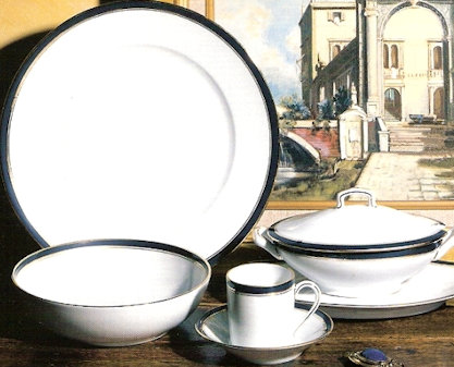 Robert Haviland AMBASSADE Sp Order Dinnerware