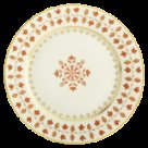 Robert Haviland MATIGNON RUST Dinner Plate