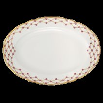 Robert Haviland ELIZABETH Oval Platter Small