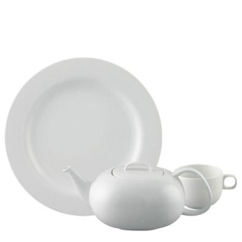 Rosenthal Moon White Dinnerware
