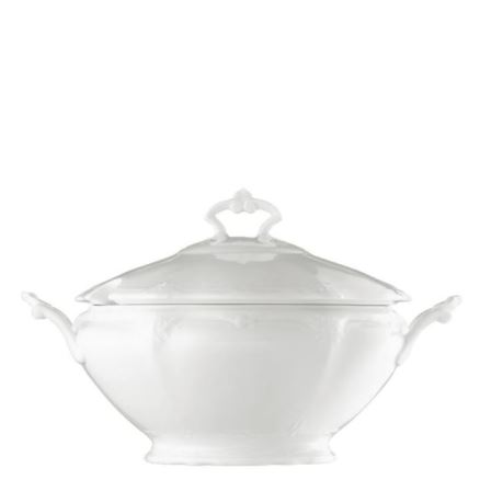 Rosenthal Baronesse White Soup Tureen 116 ounce (Sp Order)