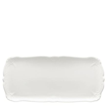 Rosenthal Baronesse White Sandwich Tray 13 inch (Sp Order)