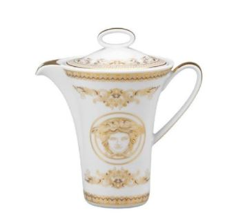 Versace Medusa Gala Creamer Covered