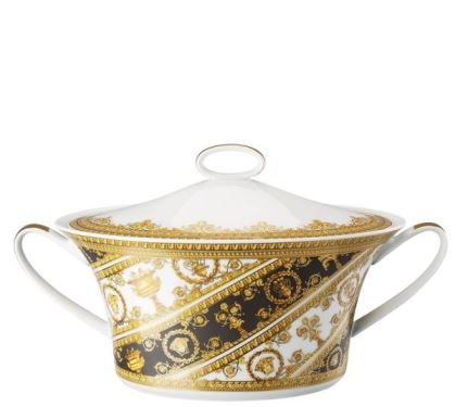Versace I Love Baroque Vegetable Bowl Covered
