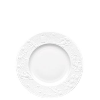 Rosenthal Magic Flute White Salad Plate* 7 1/2 inch