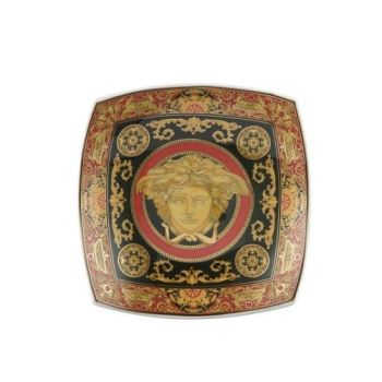 Versace Medusa Red Candy Dish