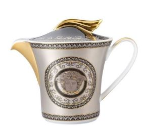 Versace 25 Years - Medusa Silver Tea Pot