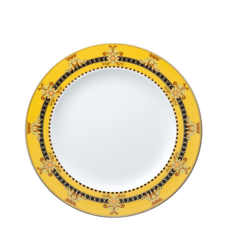 Versace Barocco 10 1/2 inch Dinner Plate*