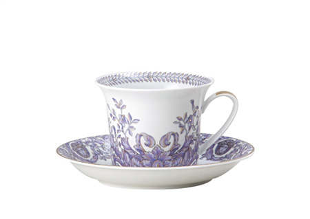 Versace Le Grand Divertissement 6 inch Cappuccino Saucer